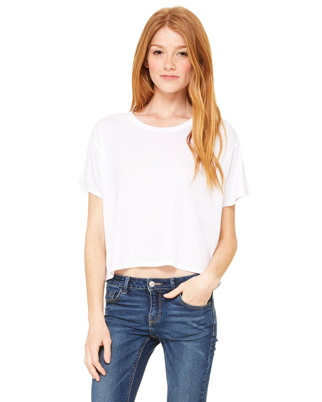 Ladies' Flowy Boxy T-Shirt