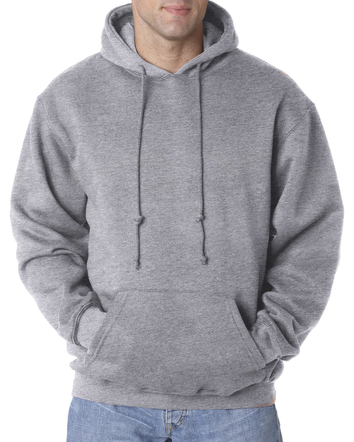 Adult 9.5 oz. Pullover Hooded Sweatshirt