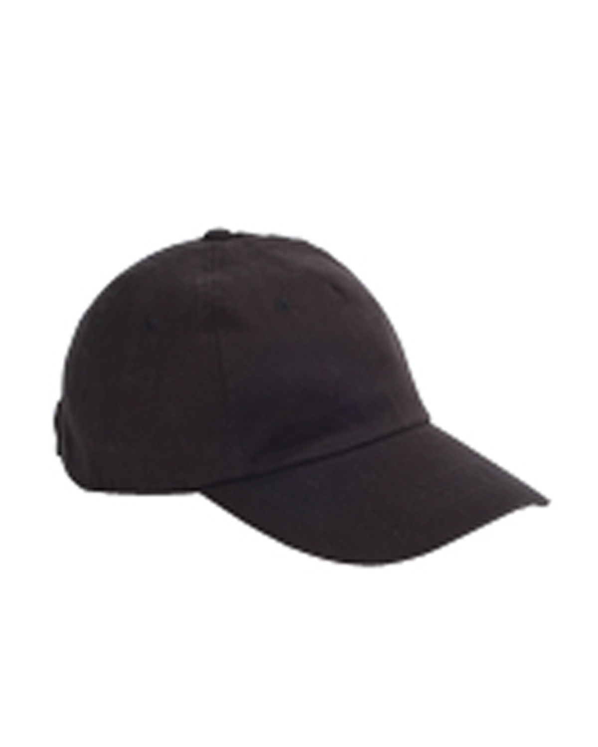 Cotton 5-Panel Brushed Twill Unstructured Cap