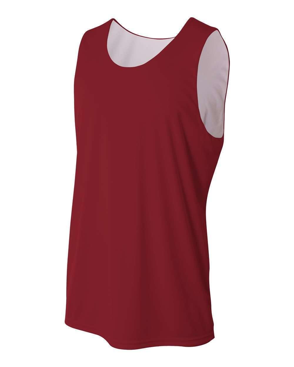 Adult Performance Jump Reversible Basketball Jersey