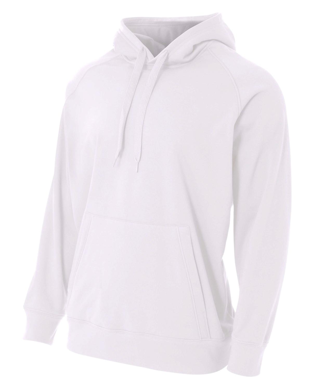Men's Solid Tech Fleece Hoodie