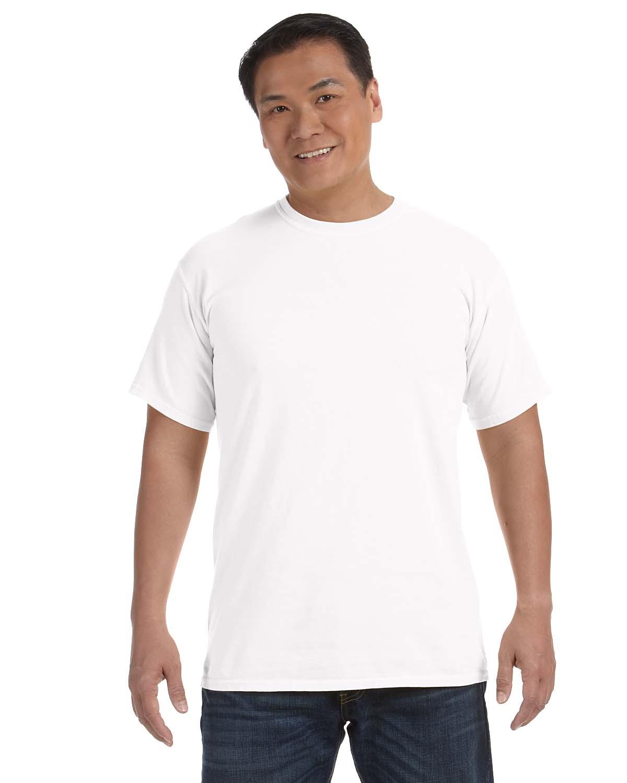 Adult Heavyweight Ringspun T-Shirt