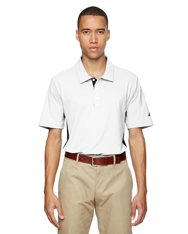 Men's puremotion® Colorblock 3-Stripes Polo