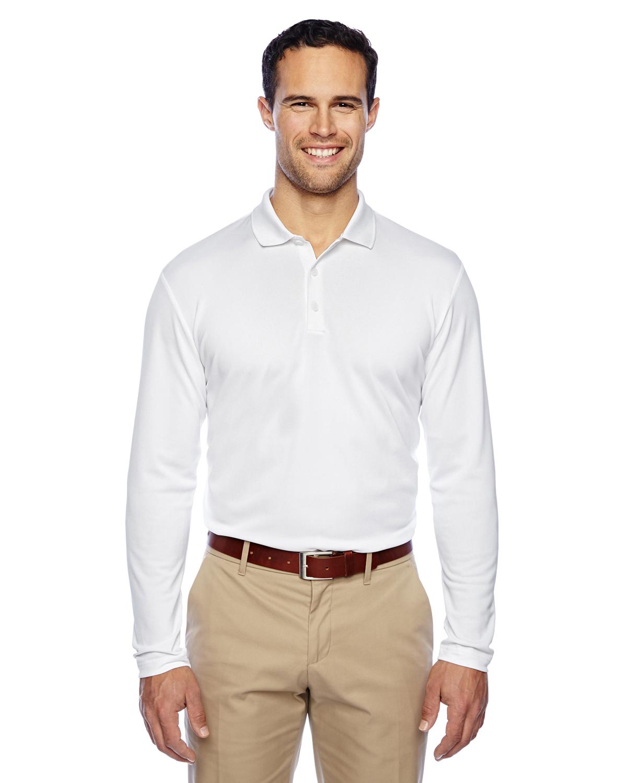 Men's climalite Long-Sleeve Polo