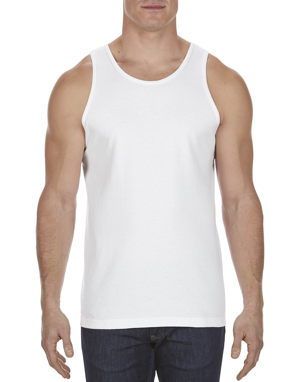 Adult 6.0 oz., 100% Cotton Tank Top