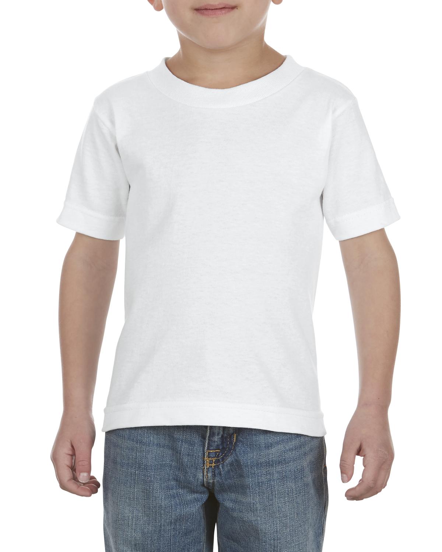 Toddler 6.0 oz., 100% Cotton T-Shirt