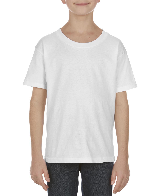Youth 5.1 oz., 100% Soft Spun Cotton T-Shirt