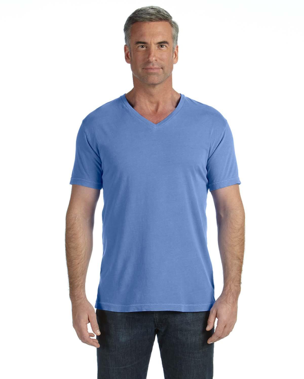 Adult Midweight Ringspun V-Neck T-Shirt