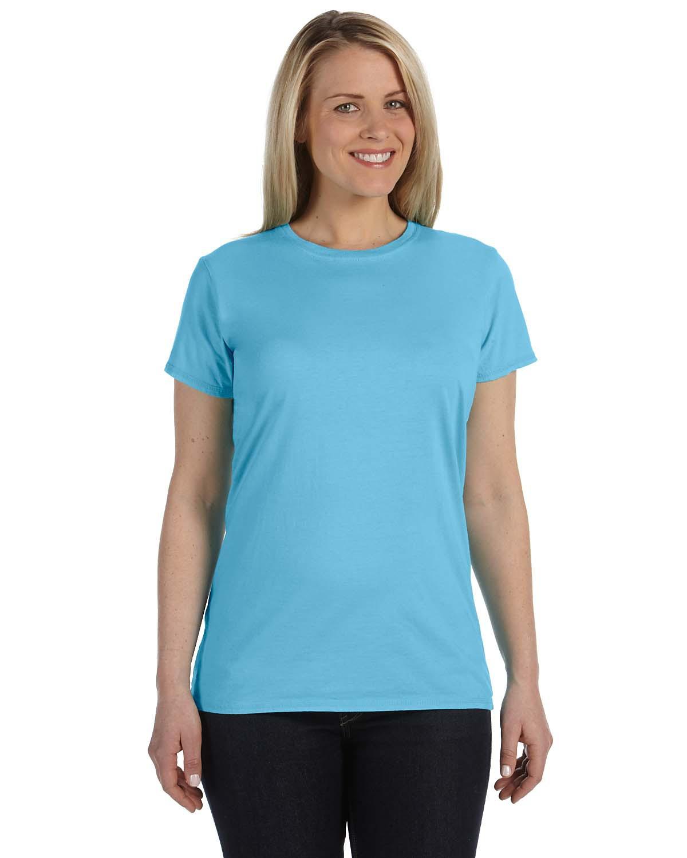 Ladies' Lightweight Ringspun T-Shirt