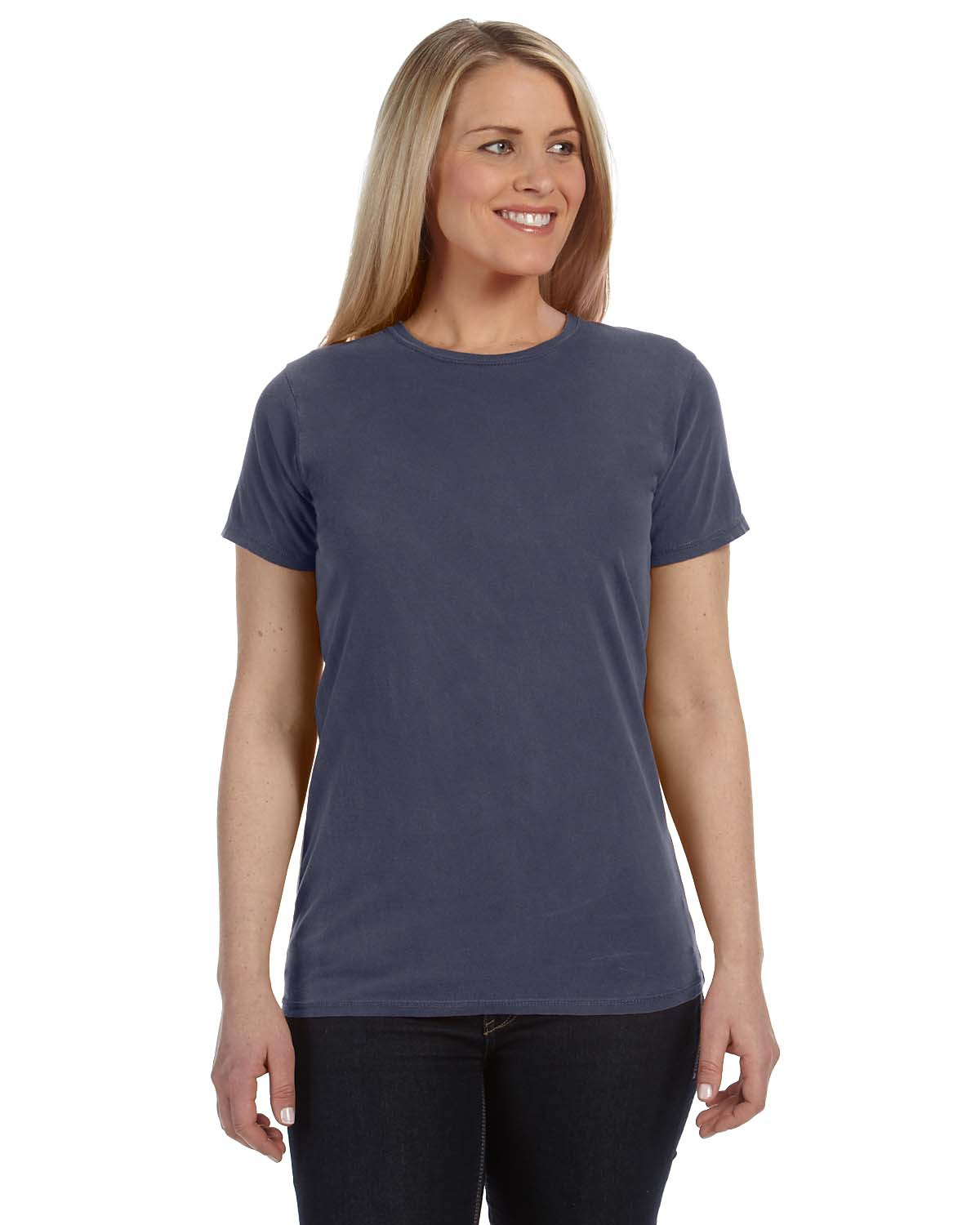 Ladies' Lightweight Ringspun T-Shirt