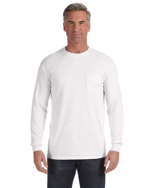 Adult Heavyweight RSLong-Sleeve Pocket T-Shirt
