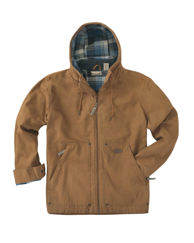 Men's Tall Hooded Navigator Jacket