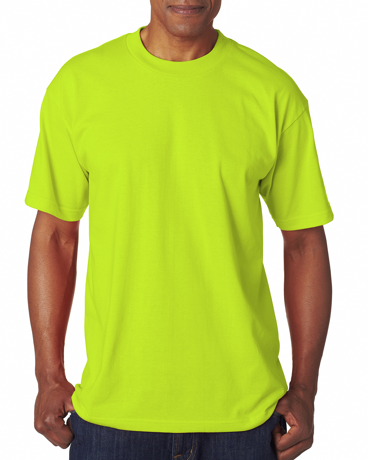 Adult 5.4 oz., 50/50 T-Shirt