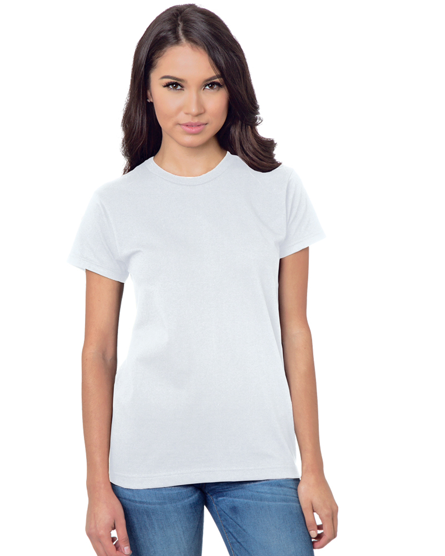 Ladies' Union-Made 6.1 oz., Cotton T-Shirt