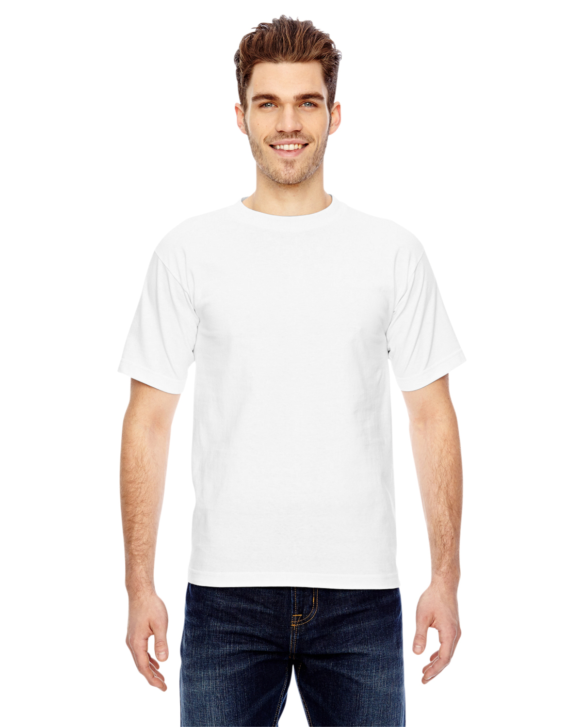Adult 6.1 oz., 100% Cotton T-Shirt