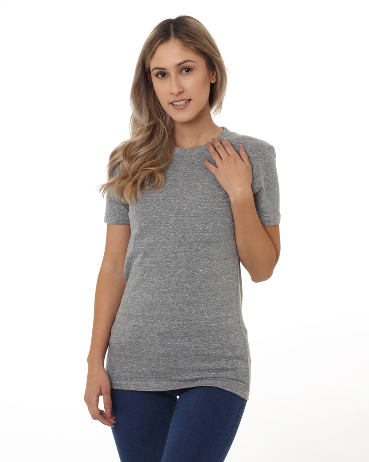 Women's Tri-Blend Short Sleeve T-Shirt