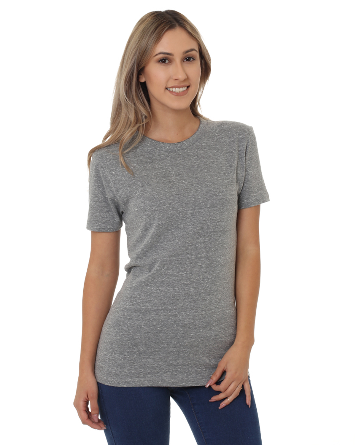 Ladies' 4.2 oz., Triblend T-Shirt