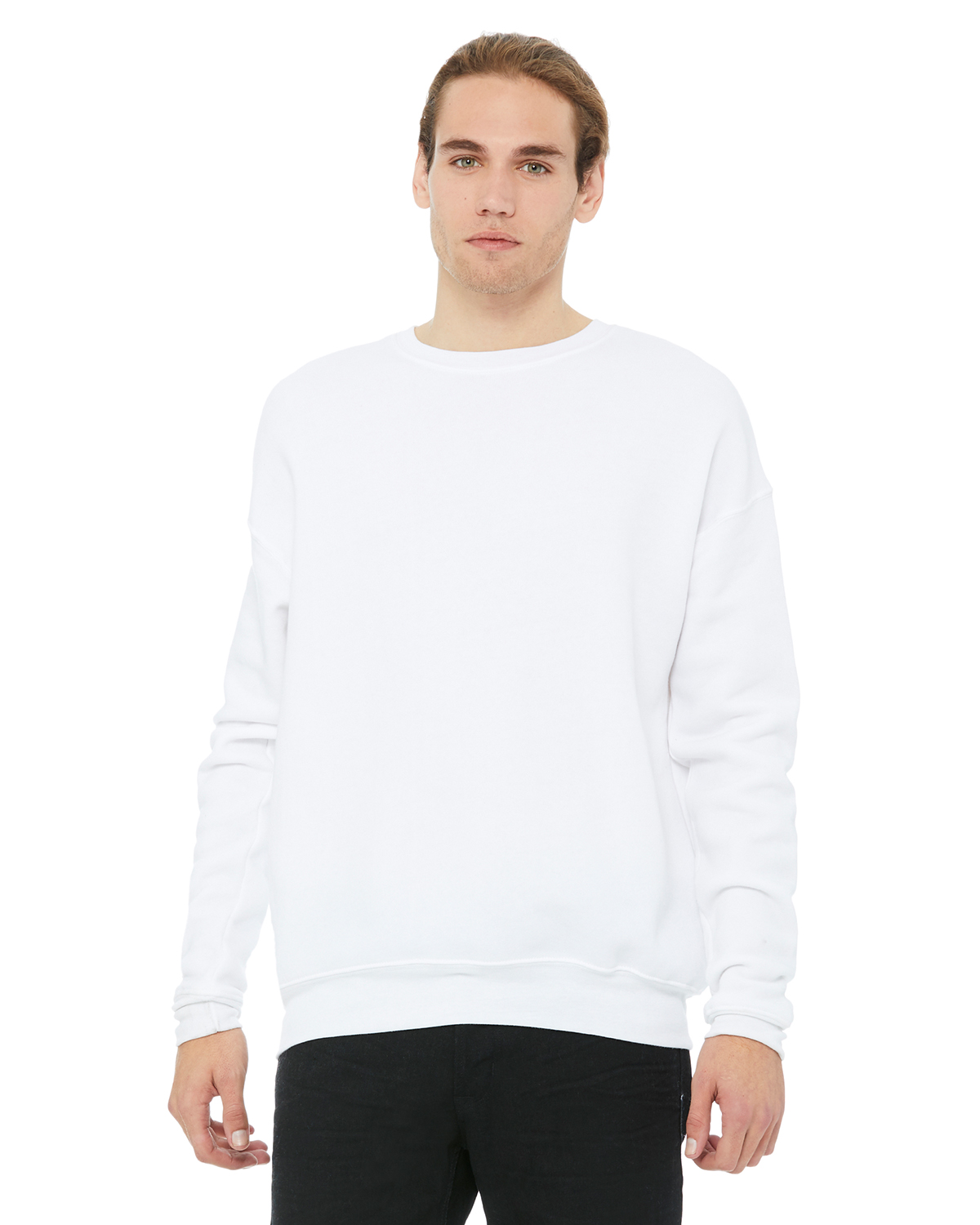 Unisex Drop Shoulder Fleece
