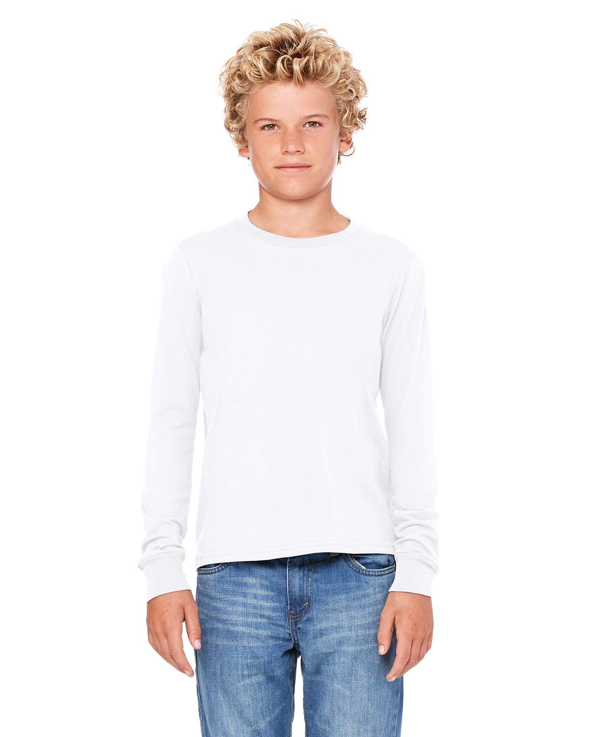Youth Jersey Long-Sleeve T-Shirt