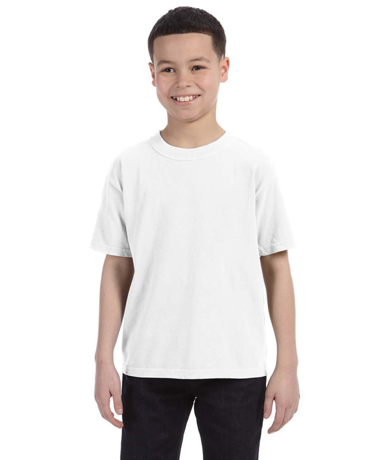 Youth Midweight Ringspun T-Shirt