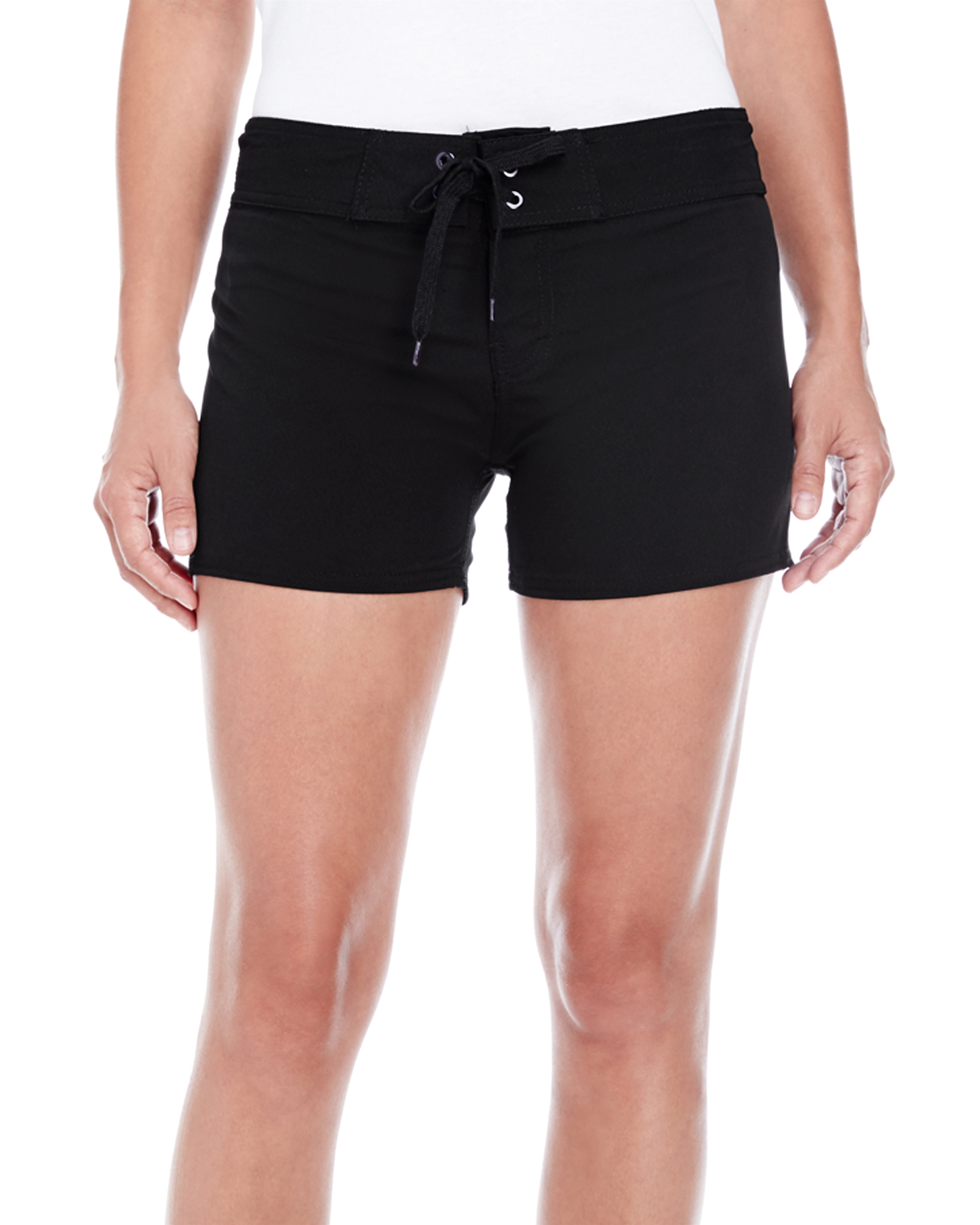 Ladies' Dobby Stretch Board Short