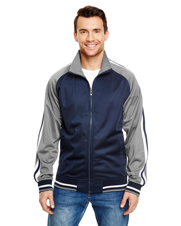 Adult Varsity Track Jacket