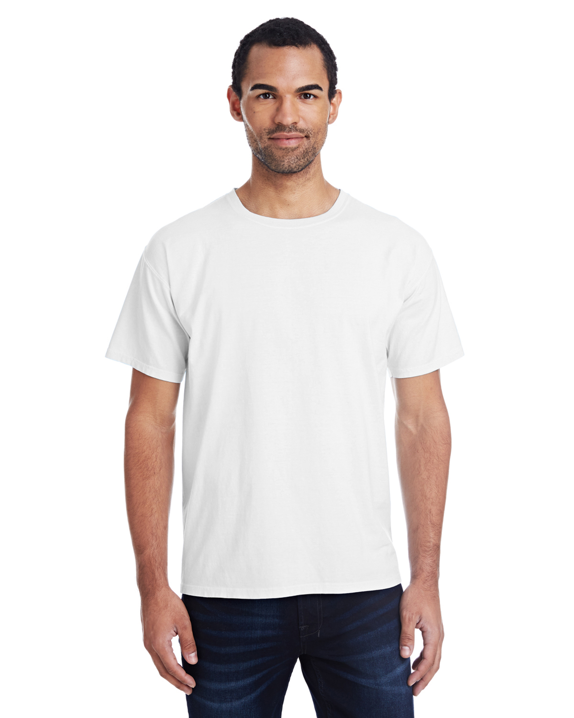Men's 5.5 oz., 100% Ringspun Cotton Garment-Dyed T-Shirt
