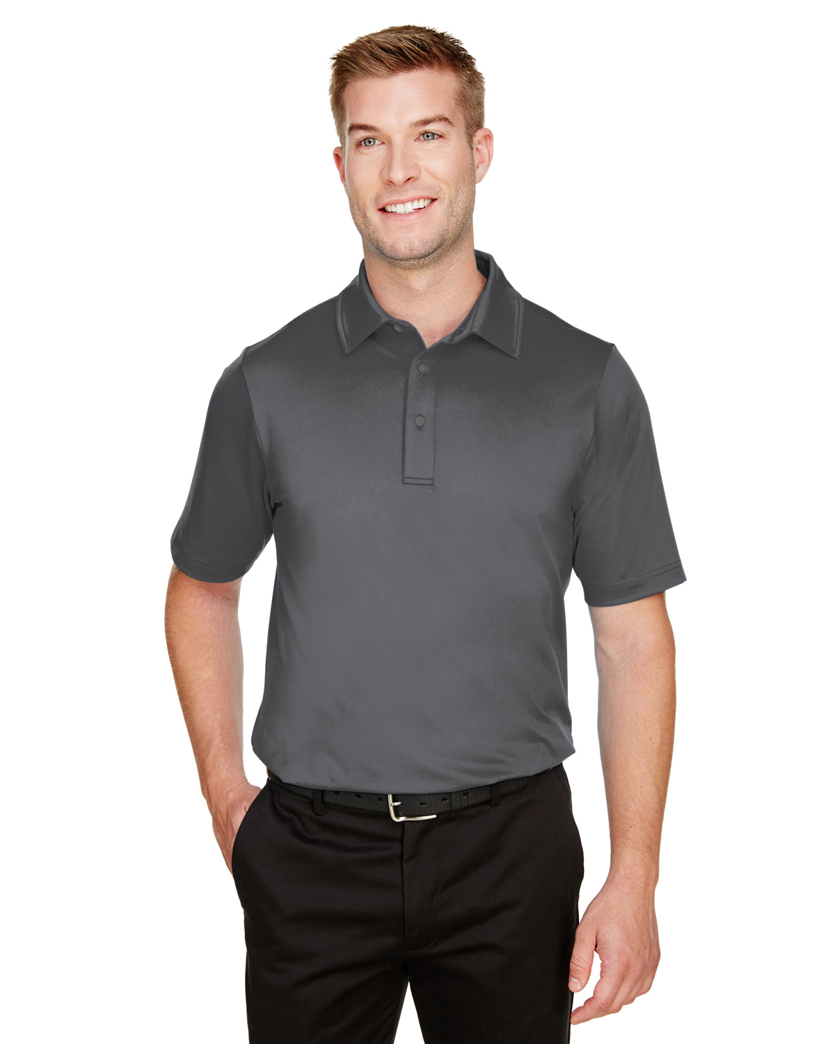 CrownLux Performance™ Men's Range Flex Polo