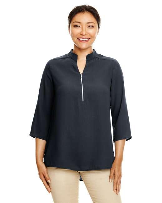 Ladies' Perfect Fit™  3/4-Sleeve Crepe Tunic