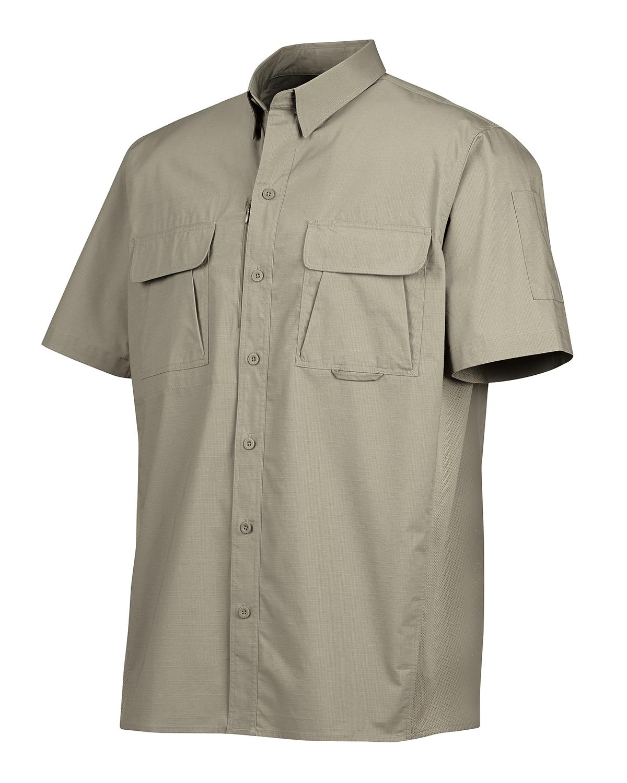 Men's 4.5 oz. Ripstop Ventilated Tactical Shirt