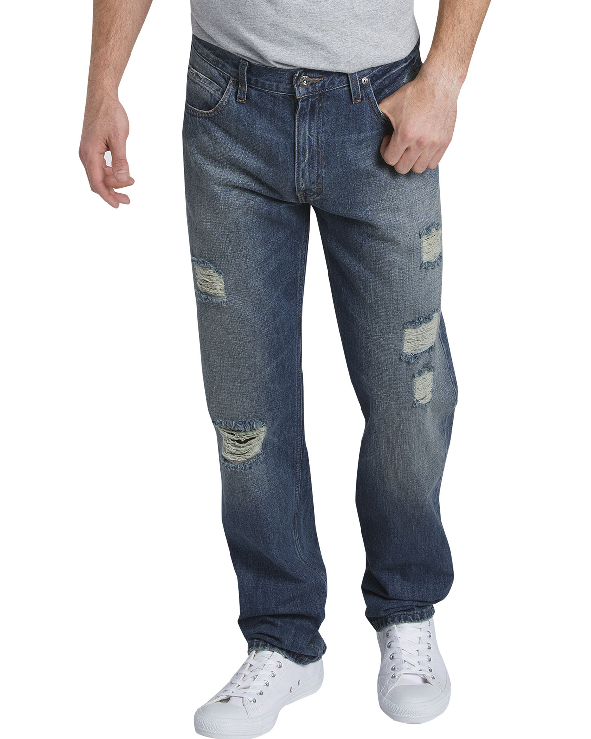 Men's X-Series Relaxed Fit Straight-Leg 5-Pocket Denim Jean Pant