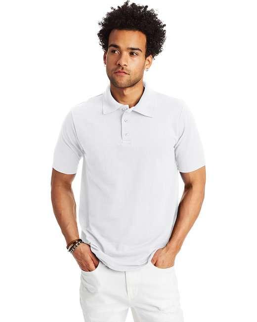 Men's 6.5 oz. X-Temp® Piqué Short-Sleeve Polo with Fresh IQ