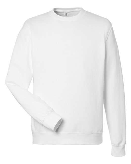 Adult 80/20 Midweight College Crewneck Sweatshirt