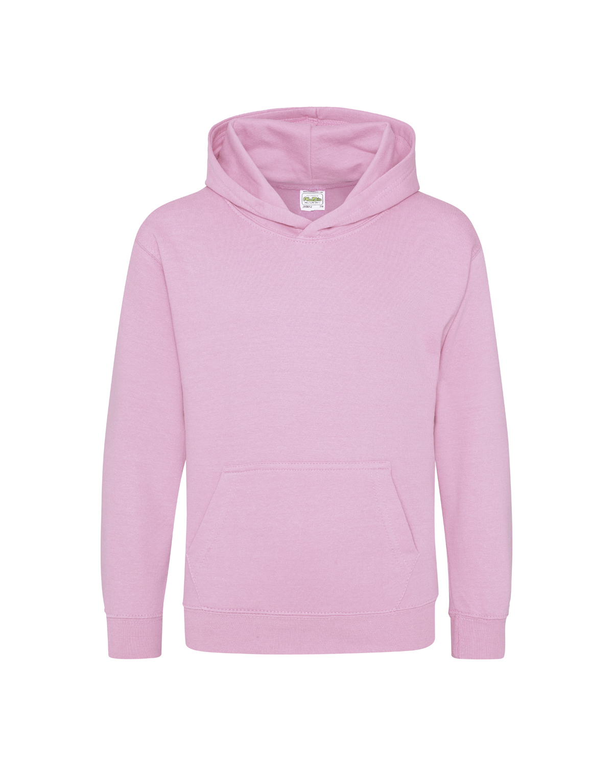 Youth 80/20 Midweight College Hooded Sweatshirt