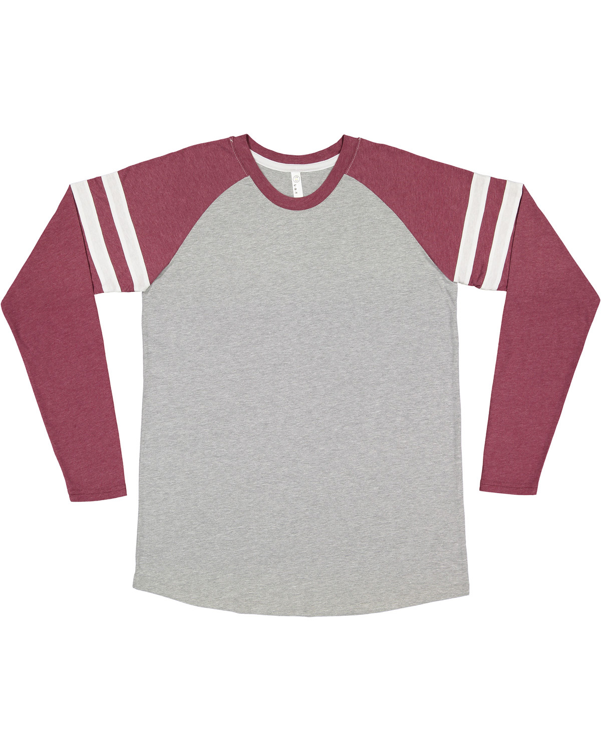 Men's Gameday Mash-Up Long-Sleeve Fine Jersey T-Shirt