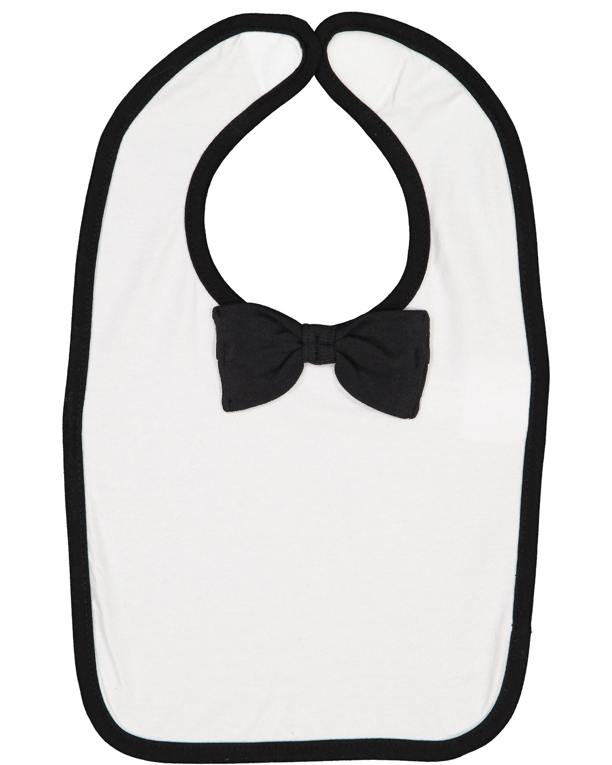 Infant Bow Tie Bib