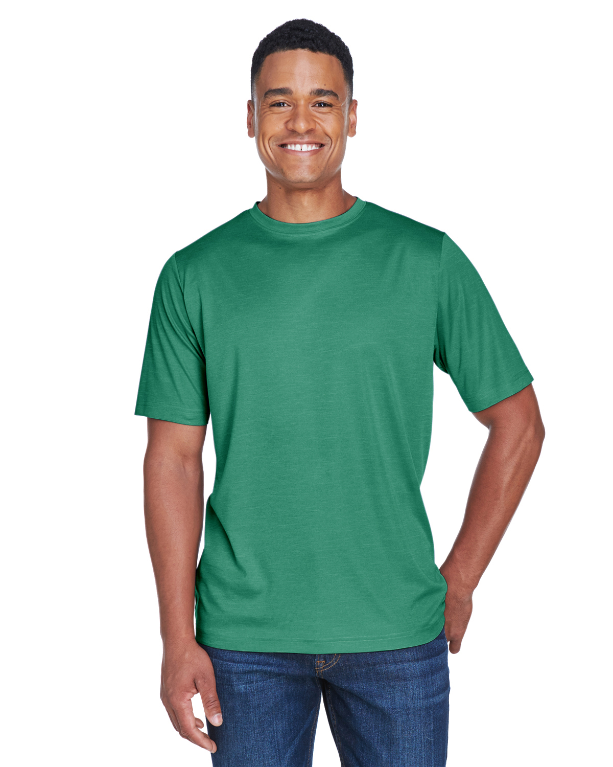 Men's Sonic Heather Performance T-Shirt