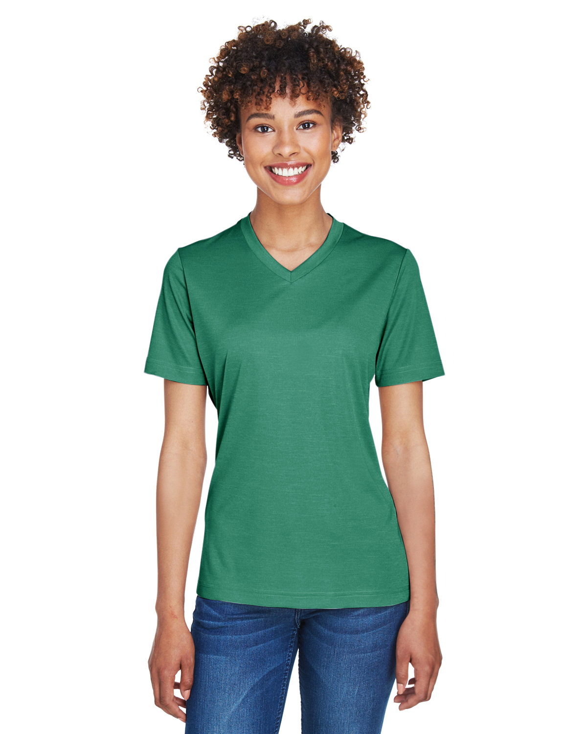 Ladies' Sonic Heather Performance T-Shirt