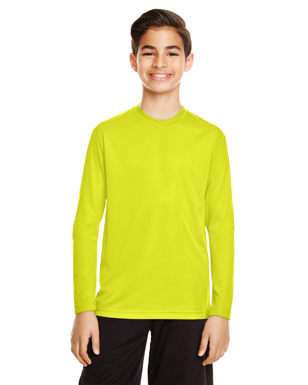 Youth Zone Performance Long-Sleeve T-Shirt