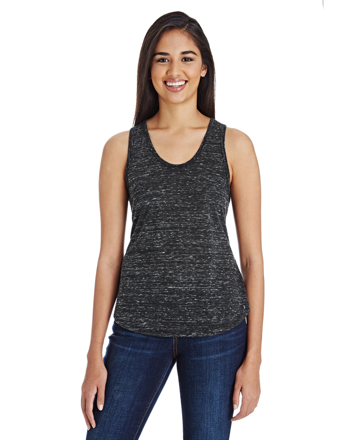 Ladies' Blizzard Jersey Racer Tank