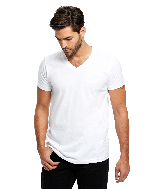 Men's 4.3 oz. Short-Sleeve V-Neck