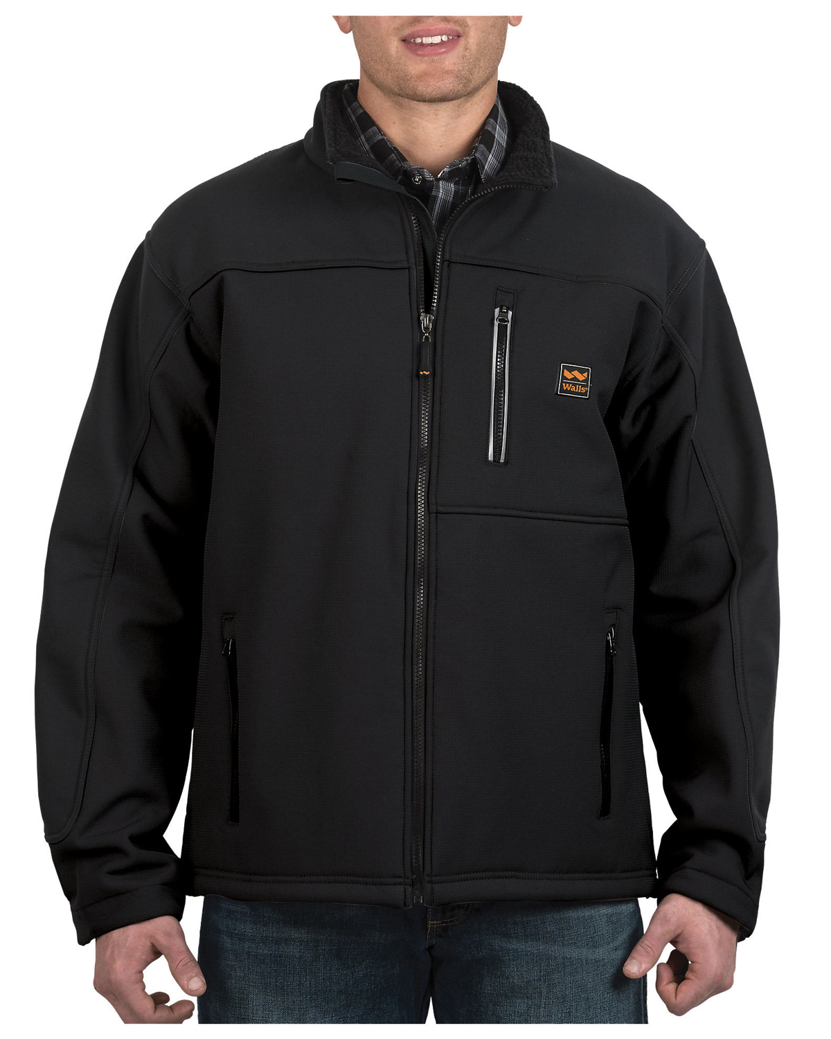Men's Storm Protector Sherpa Lined Jacket