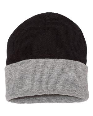 12 Inch Knit Beanie