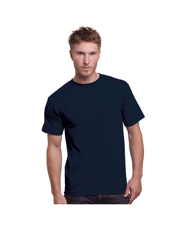 Adult 6.1oz. Union Made Pocket T-Shirt