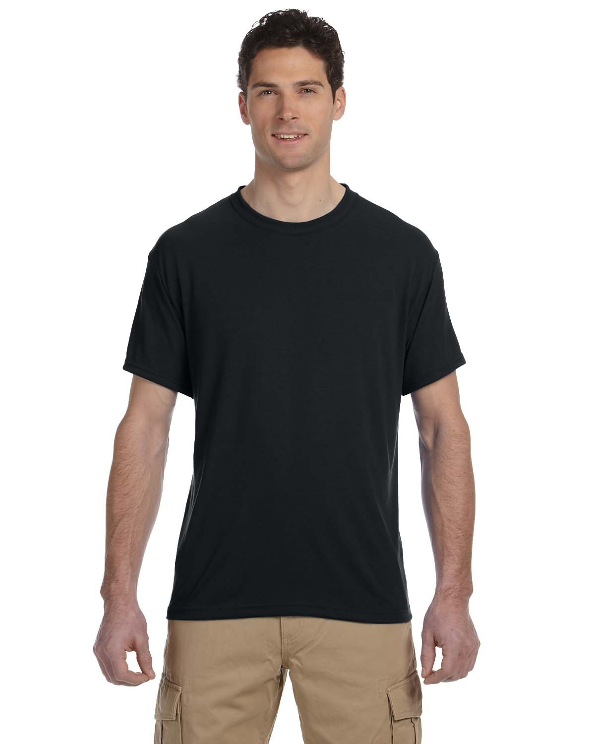 Adult 5.3 oz. DRI-POWER® SPORT T-Shirt