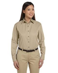 Ladies' Long-Sleeve Titan Twill