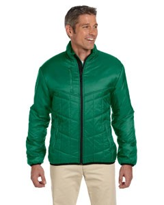Men's Insulated Tech-Shell Reliant Jacket