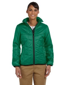 Ladies' Insulated Tech-Shell Reliant Jacket