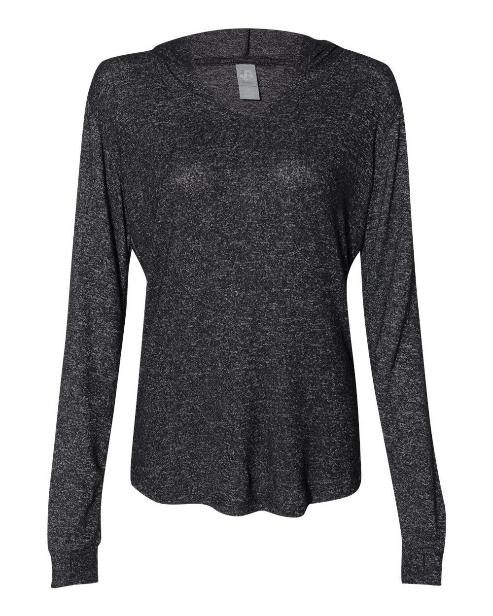 Cozy Fleece Women's Hooded Pullover