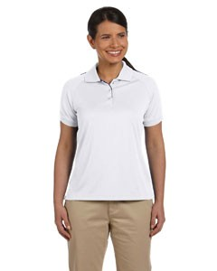 Ladies' Dri-Fast Advantage Colorblock Mesh Polo